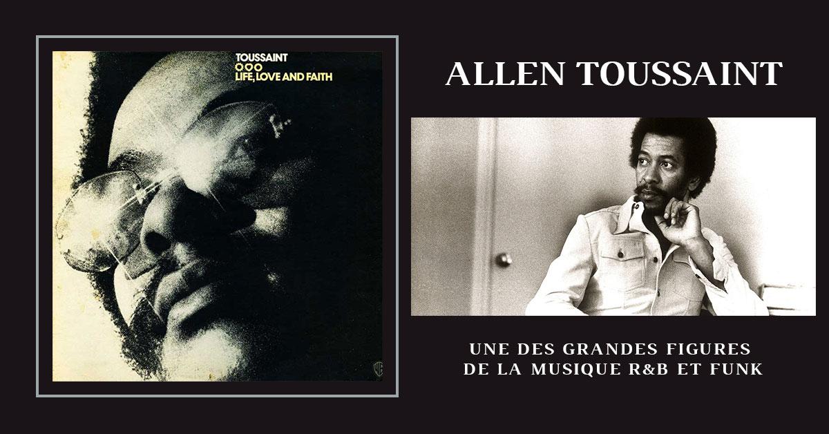 Allen Toussaint (1938-2015)