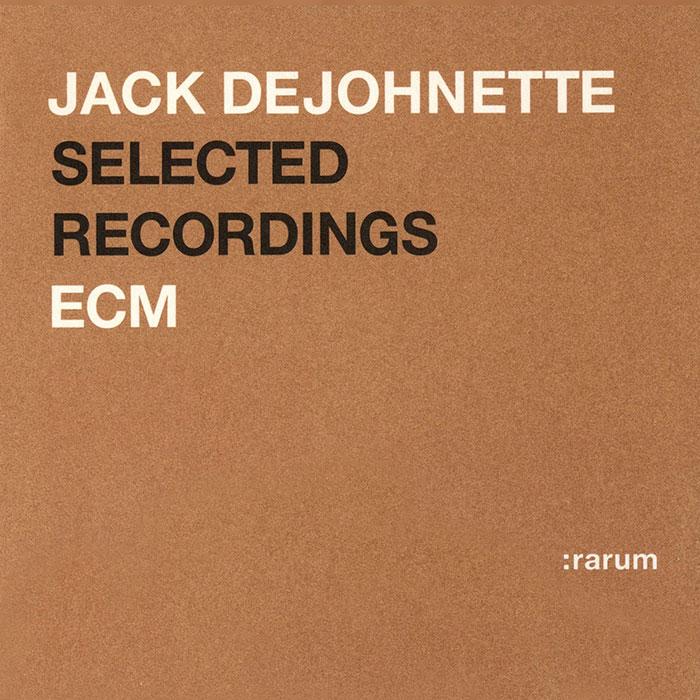 Selected Recordings - Jack Dejohnette (CD)