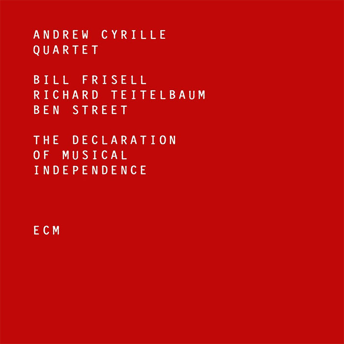 The Declaration of Musical Independance - Andrew Cyrille Quartet