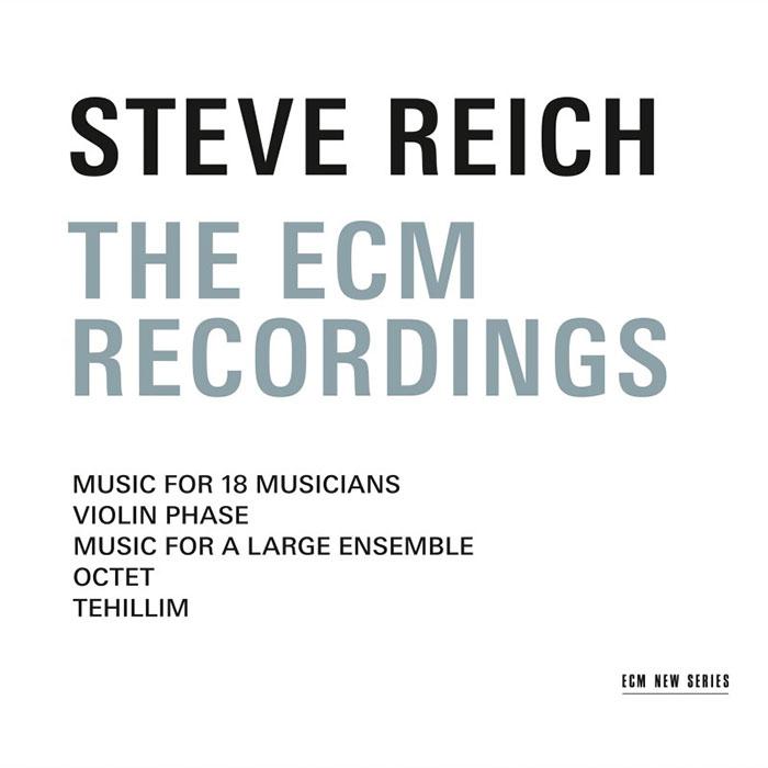The ECM Recordings - Steve Reich (CD)