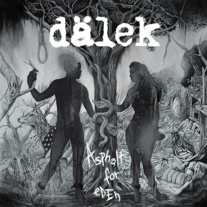 Asphalt for Eden - Dälek