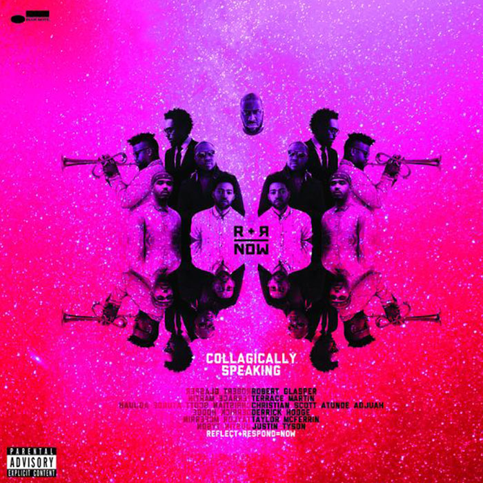 Collagically Speaking - R+R=NOW
