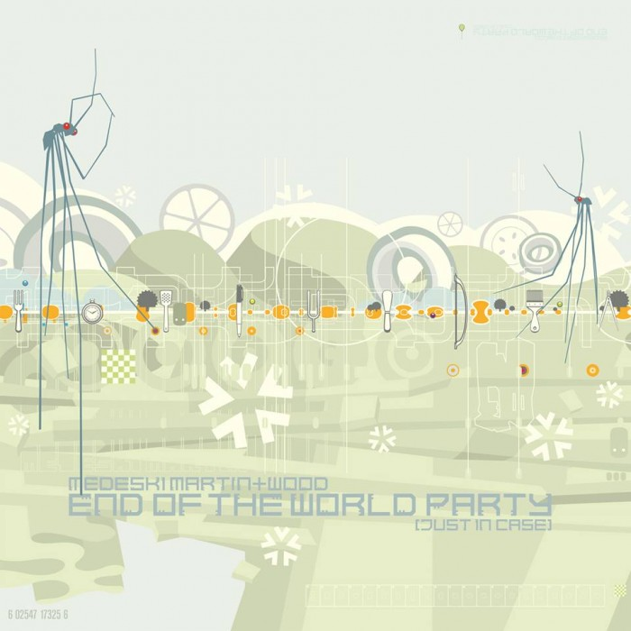 End of the World Party (Just in Time) - Medeski, Martin and Wood