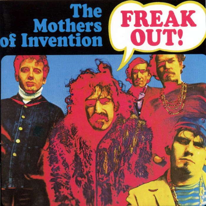 Freak Out! - The Mothers of Invention (Frank Zappa)