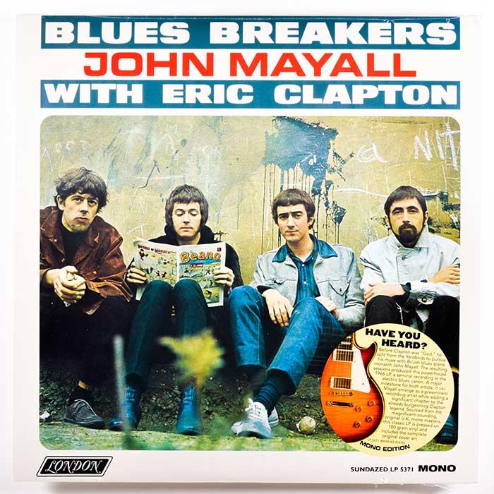 Blues Breakers - John Mayal with Eric Clapton