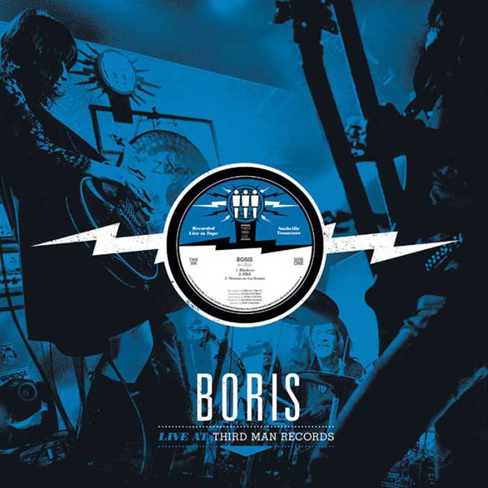 Boris - Live At Third Man Records