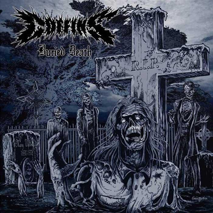 Buried Death - Coffins