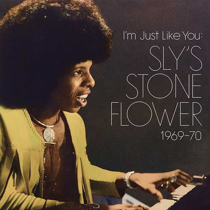 I'm Just Like You : Sly's Stone Flower 1969-70 - Sly Stone