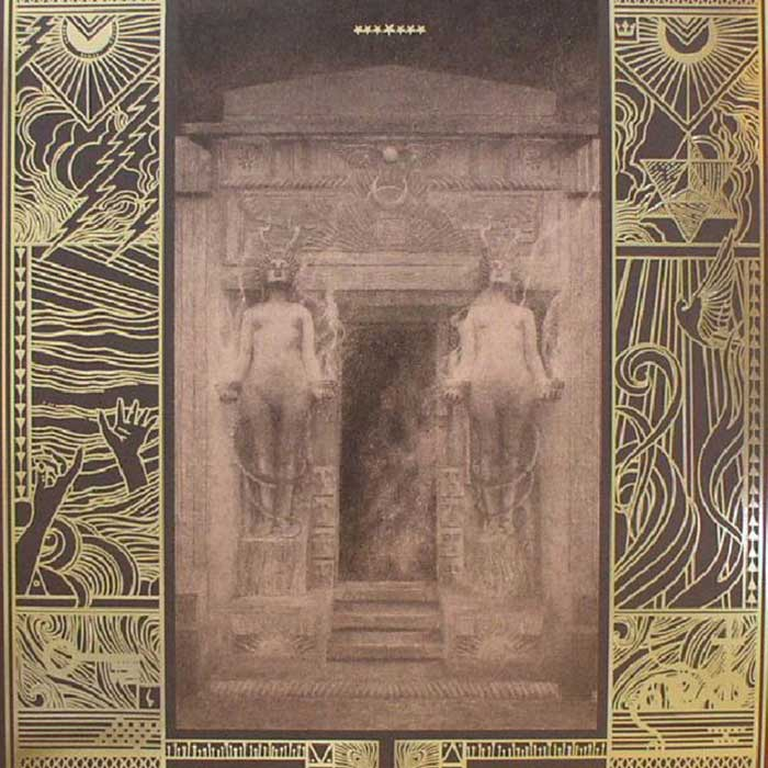 The Irrepassable Gate - Ash Borer