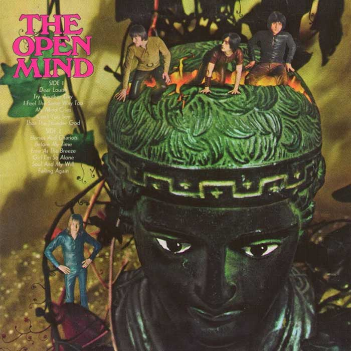 The Open Mind - The Open Mind