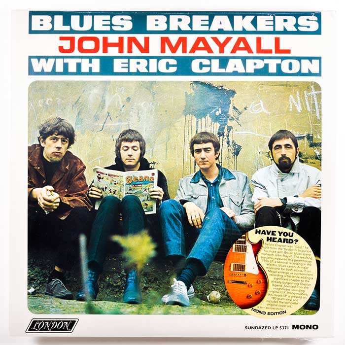 Blues Breakers - John Mayal with Eric Clapton