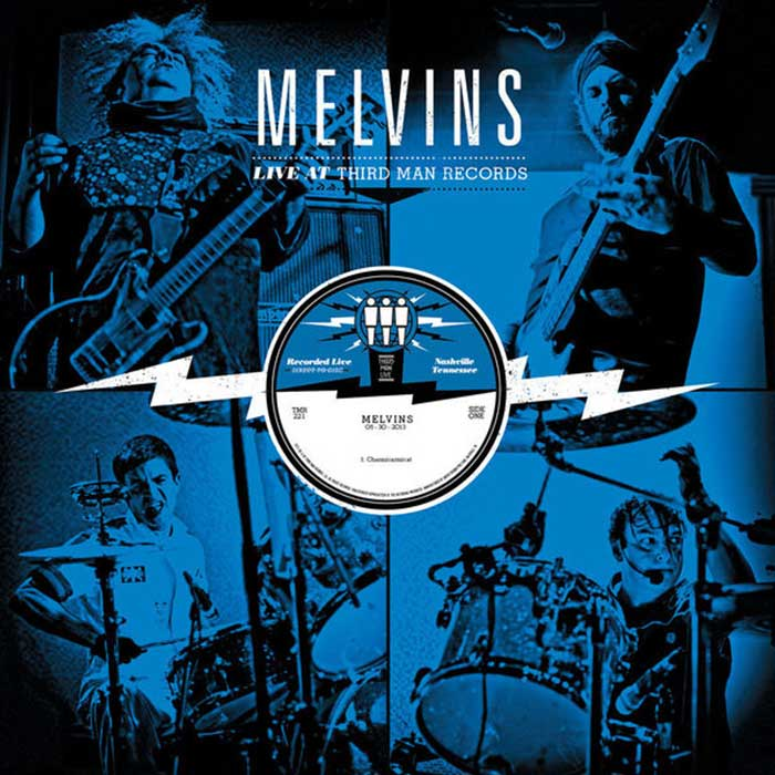 Melvins - Live at Third Man Records