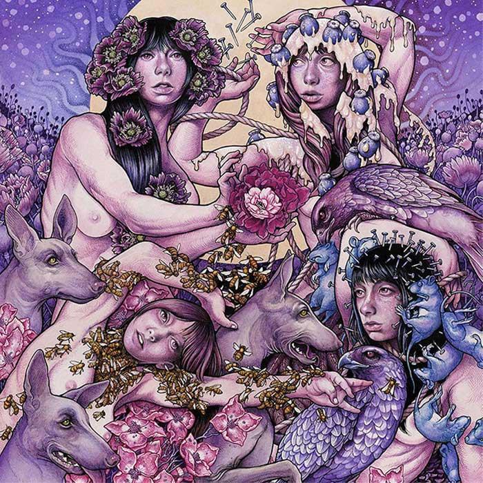 Purple - Baroness