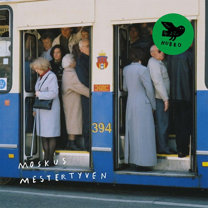 Mestertyven - Moskus