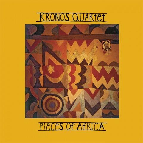 Pieces of Africa - Kronos Quartet