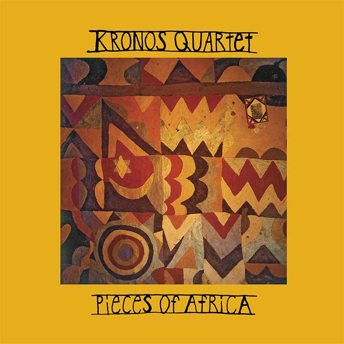 Pieces of Africa - Kronos Quartet