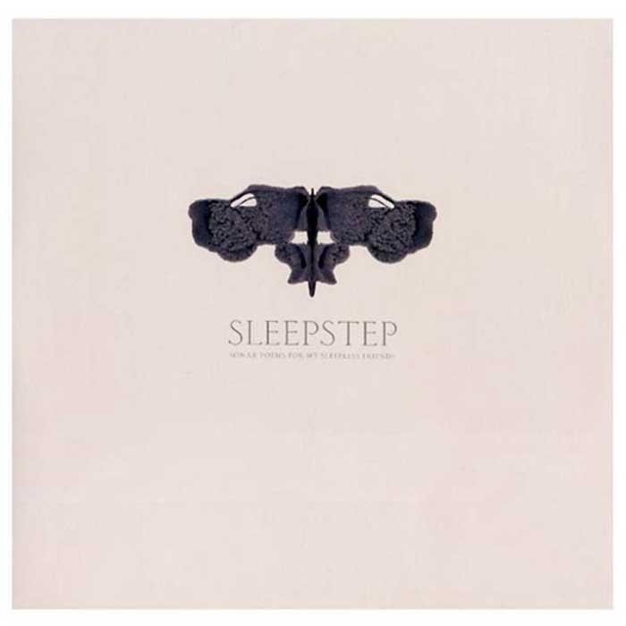 Sleepstep - sonar poems for my sleepless friends - Dasha Rush (CD)