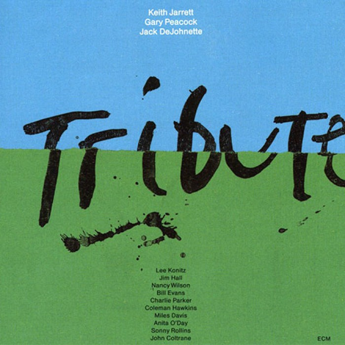 Tribute - Keith Jarrett Trio