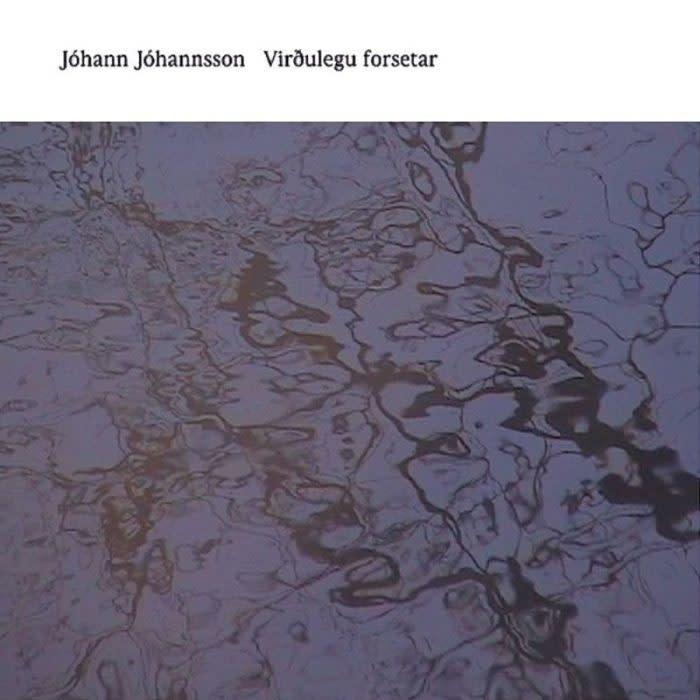 Viroulegu Forsetar - Johann Johannsson