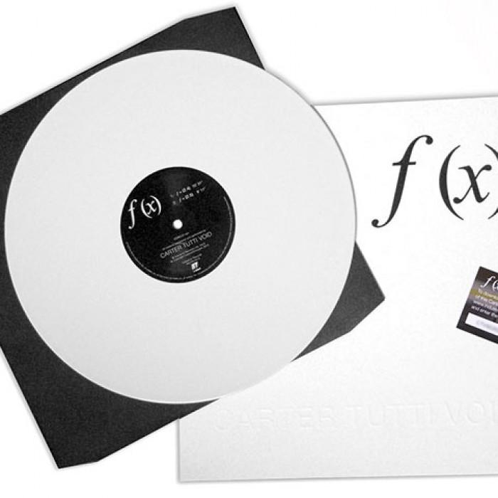 f (x) - Carter Tutti Void