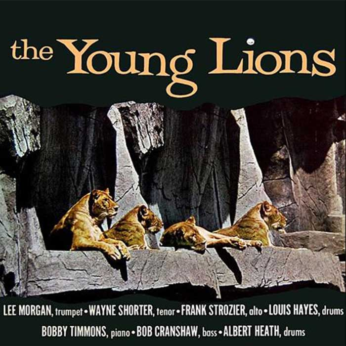 The Young Lions - Lee Morgan and Wayne Shorter