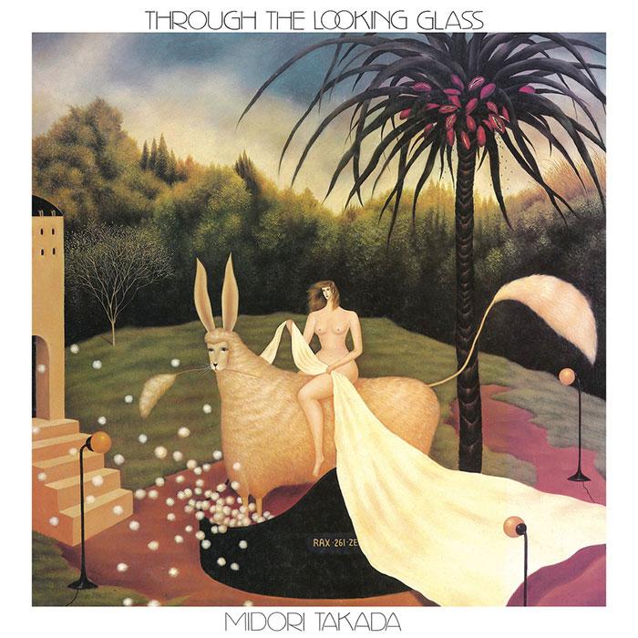 Through the Looking Glass - Midori Takada (CD)